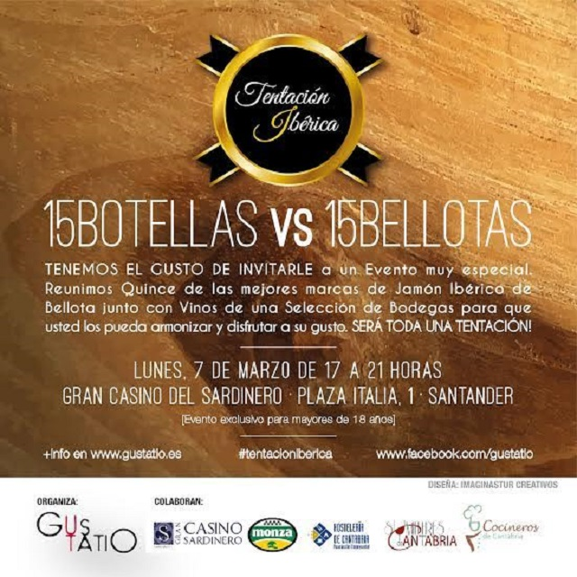 15Bellotas VS 15Botellas Santander
