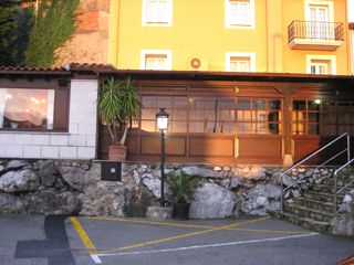 Parking Restaurante Hosteria de Adarzo Santander